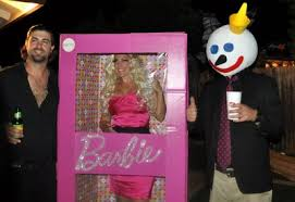 Barbie Costume Halloween Amanda Sarver Halloween Costume Barbie Box Blog
