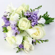 Wedding Flowers London Freesia Flowers London Uk Send Freesia Flowers Bouquet Delivery