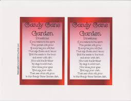 Halloween Candy Poems A Candy Cane Garden From Zachary Our Elf On The Shelf Free