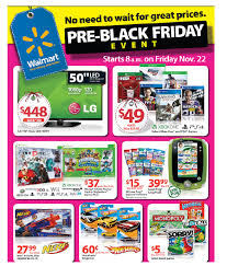 news walmart starts pre black friday sale this friday