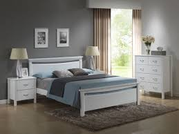 White And Walnut Bedroom Furniture Bedroom Furniture White Wood Vivo Furniture