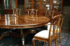 extendable round dining table seats 12 large dining tables to seat 12 extendable dining table seats dining