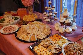 kitchen tea food ideas baby shower finger food menu easy finger foods for bridal shower