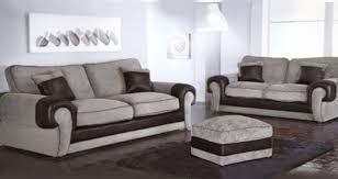 Black Fabric Sofa 3 And 2 Seater Fabric Sofa Deals Nrtradiant Com
