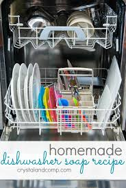 crystalandcomp homemade dishwasher soap recipe