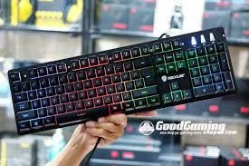 Keyboard Rexus K9 Rgb Jual Rexus K9 Rgb Membrane Gaming Keyboard Rgb Goodgamingm2m