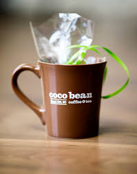coco bean coffee shop mugs beautiful together