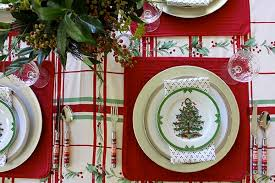 Christmas Ideas For Dining Room Table by Christmas Decorating Ideas For The Dining Room