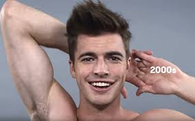 100 years hairstyle images 100 years of men s hairstyles gay times