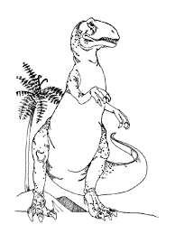 print u0026 download t rex head coloring pages