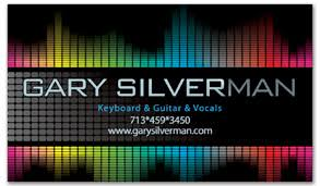 success with dj business cards business card templates