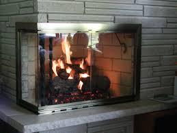 fireplace doors u0026 enclosures corner