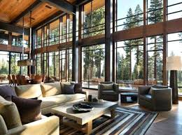 Homes Interior Design Rustic Modern Homes Interior Modern And Rustic Mix In A Apartment