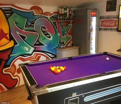 the rooms battling to be britain u0027s ultimate u0027man cave u0027 daily
