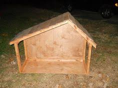 how to build an outdoor manger stables build your own and shabby
