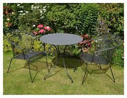 Argos Bistro Table Royal Garden Elegance 2 Seat Steel Bistro Set From The Argos Shop