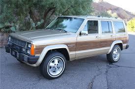 1989 jeep wagoneer limited 1989 jeep wagoneer suv98084