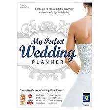 Wedding Planning Software Amazon Com Summitsoft My Perfect Wedding Planner Software