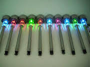 Colour Changing Solar Garden Lights - solar garden lights colour changing lights neon corp delhi