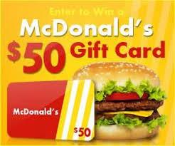 mcdonalds gift card discount scam alert free 100 mcdonalds gift card and voucher