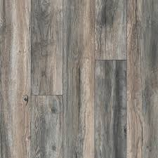 Gray Wood Laminate Flooring Kronotex Signal Creek Sanibel Driftwood 12 Mm Thick X 7 4 In Wide