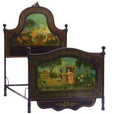 19th century beds and bed frames 317 for sale at 1stdibs