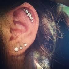 cool cartilage earrings 60 cartlige earrings diamond earrings single cartilage earring