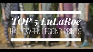 lularoe top 5 halloween leggings youtube