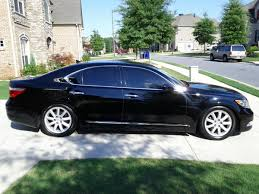2007 lexus gs450h warranty ga fs 2007 lexus ls460 comfort plus ml self park fully loaded