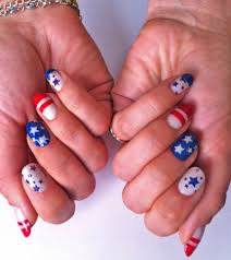 nail it try these 4th of july inspired nail designs ooh la la blog