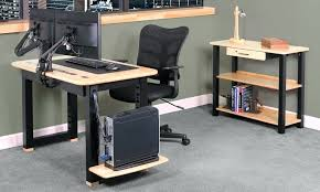 keep cables on desk under desk cable management hostgarcia wire route cables and keep