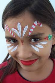 25 unique christmas face painting ideas on pinterest frozen