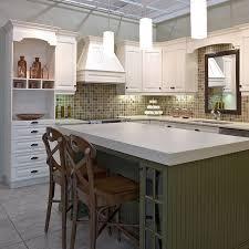 cuisine merisier cuisines beauregard cuisine réalisation b3 cuisine chêtre en