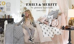 Pottery Barn Kids International Shipping Emily U0026 Meritt Collection Pottery Barn Kids