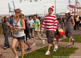 Wheres Waldo Halloween Costume U0027s Waldo Halloween Costume