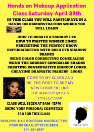make up classes in nc on makeup application class tickets sat apr 29 2017 at 9