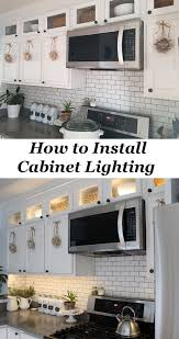Kitchen Cabinets Lighting Lighting Archives