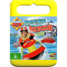 fireman sam ocean rescue dvd big