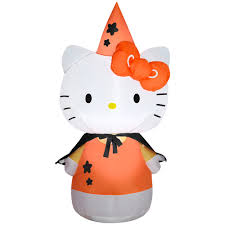 halloween inflatable hello kitty halloween transformers toys tfw2005 hello kitty hello