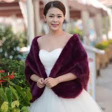 fur shawls for bridesmaids coat jaket picture more detailed picture about factoty wedding