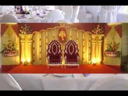 Wedding Hall Decorations Simple Wedding Hall Decorating Ideas Youtube