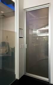 Interior Sliding Glass Doors Room Dividers Exquisite Wall Mount Sliding Doors Interior With Triple Ice Look