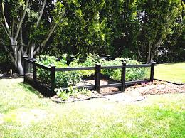 exterior easy vegetable garden plan portwings com garden fence