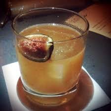 The Table San Jose Ca The Grove Gin Fig Lemon Simple Syrup Yelp