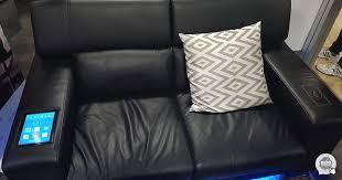 miliboo canapé miliboo présente canapé connecté au ces2018 maison et domotique