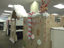 24 best gingerbread cubicle images on cubicle ideas