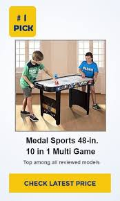 medal sports game table top 7 best multi game tables for 2018 guide and reviews