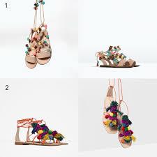pom pom sandals a stylish something