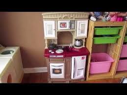 Step2 Party Time Kitchen by Step 2 Lifestyle Fresh Accents Play Kitchen Review Youtube