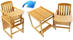 high chair converts to table and chair wooden high chair with table belivingroom club